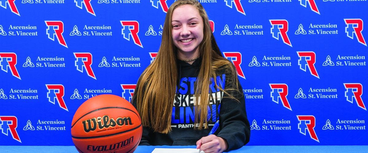 Alana Vinson Basketball Profile