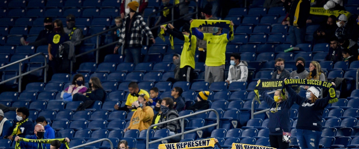 Nashville SC will have no support in its home playoff match against Inter Miami