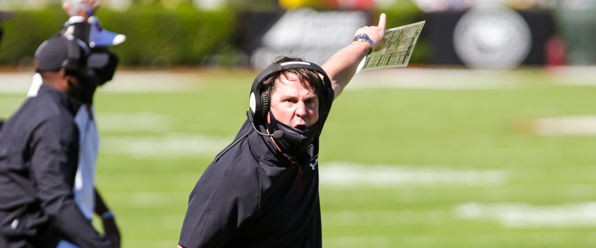 South Carolina cans Will Muschamp but was it too soon?