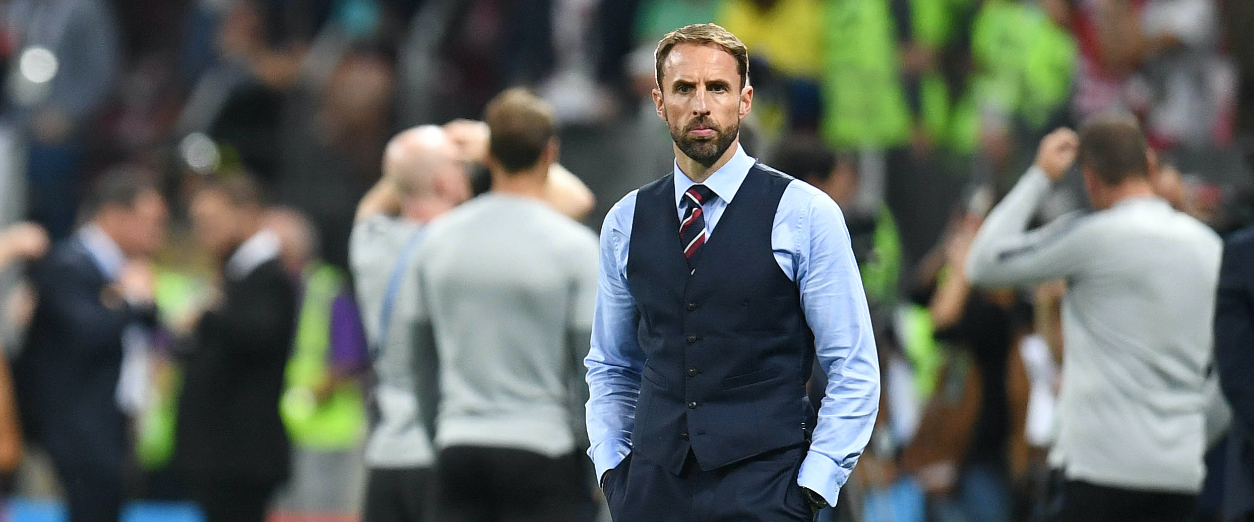 Another Disappointing Night for The Three Lions