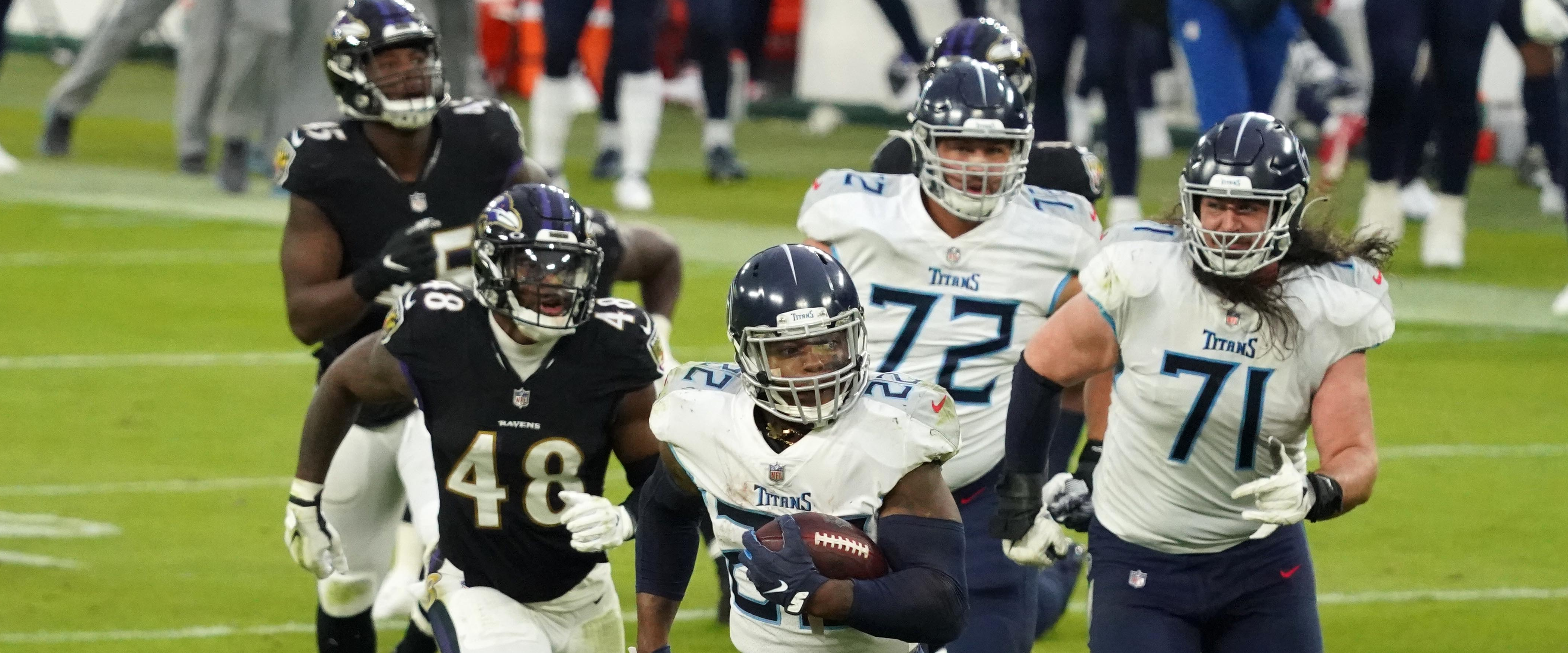 Titans: The good, the bad, and the ugly from the win over the Ravens