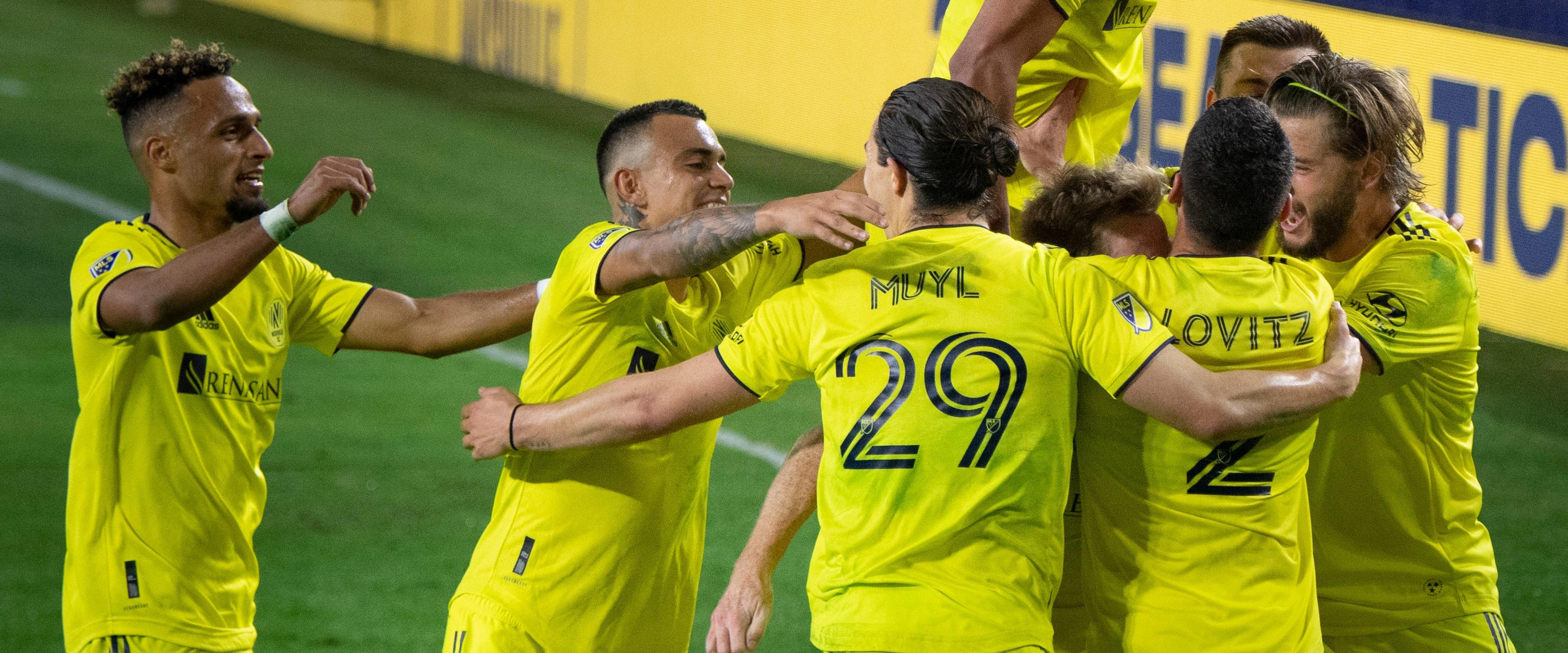 Toronto FC - Nashville SC preview