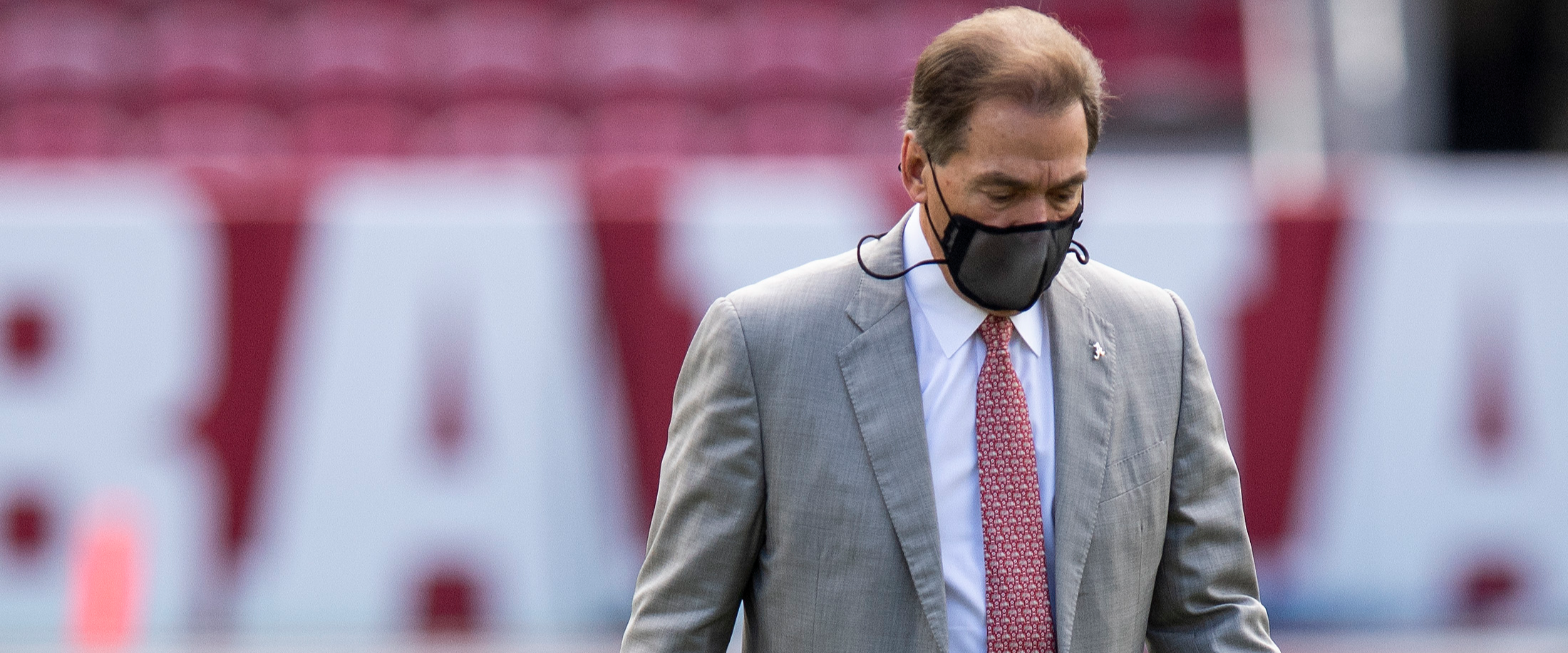 No Nick Saban for Alabama this weekend? No worries!