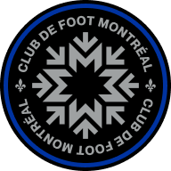 Club de Foot Montreal logo